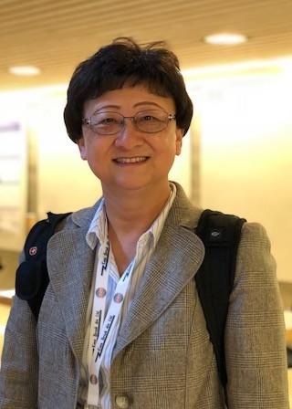 photo of Xiaojun Yuan