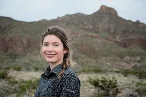 photo of Sarah M. Giles